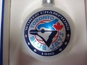 1992 World Series Ornaments