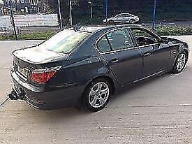 2008 BMW 5 SERIES 525D SE SALOON DIESEL