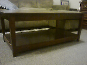 Coffee table and 2 side tables London Ontario image 1
