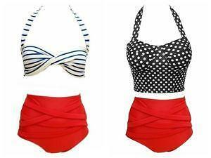 5726dfb5b5 High Waisted Bikini  Swimwear