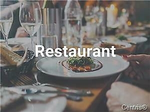 Restaurant beside U Concordia in DT MTL for Sale