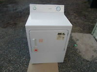 Hotpoint 5 cycle commercial quality electric dryer