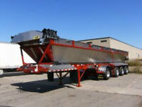 WANTED A-Z/DZ Driver For Tri-axle/Live-bottom/Owner Operators