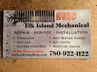 Elk Island Mechanical & HVAC Services Ltd.