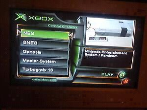 LOADED RETRO XBOX W/1000's of retro games installed on it!!!