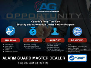 Business Opportunity With ADT's Master Dealer