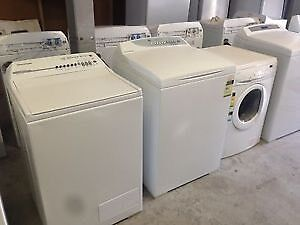 Second Hand Washing Machines - Warranty - Delivery ! Lawnton Pine Rivers Area Preview