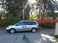 2001 Dodge caravan 1400$ Frist come first serve!!!