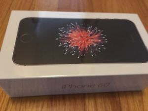 SAVE$$!!! IPHONE SE 32GB NEW IN BOX  SILVER/GREY