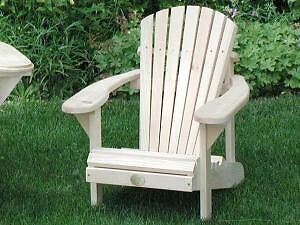 Wanted: old unwanted muskoka chairs