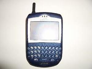 Blackberry 7510 works on  Rogers & Chatr also very collectible