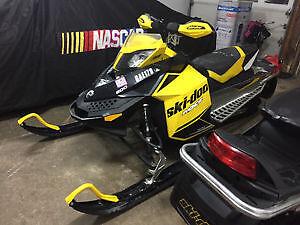 2014 Ski-Doo MXZ Sport 600
