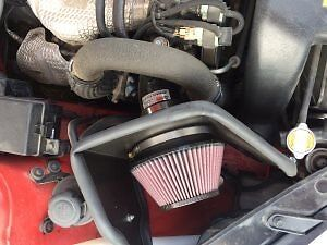 Cold air intake Hyundai Genesis *month old!*