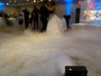 professional dj / small wedding package