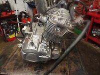 Lexmoto 125 2016 engine ALL WORKING