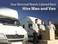 Urgent Man & Luton Van Hire House Office Removal Sofa Furniture Cheap Price Reliable Nationwide