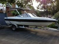 Stingray bowrider Well Maintained fast V6 fuel injected 220 hp