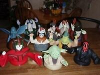 Collectible Star Wars Drink Toppers