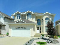 Large Modern 5 Bedroom House with Walkout in SW Edmonton