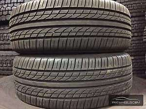 235/65R16 Set of 2 Yokohama used winter FREEInst.&Bal.70%tread