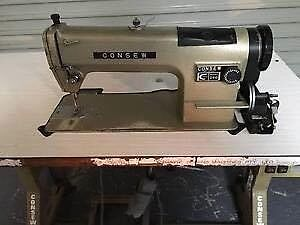 CONSEW 230 INDUSTRIAL SEWING MACHINE South Hurstville Kogarah Area Preview