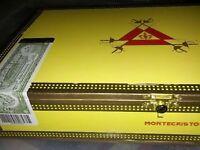 boite de 25 cigares Montecristo (grand)Tubos/cigare cubain/nég