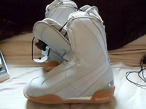 Head Kingpin Womens Snowboard Boots Boa Lacing Size 7.5 Like New