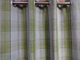 2 Pairs of Brand New Made to Measure Next Curtains