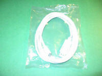 MINI DISPLAY PORT to DISPLAY PORT CABLES (6ft., NEW, SEALED)