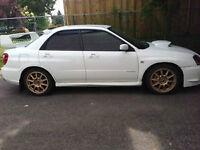 Subaru wrx STI 2006