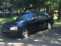 2002 Hyundai Accent GS Coupé (2 portes)650$$$$