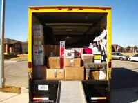 GENERAL LABOURERS to load moving truck - $100 - TRENTON