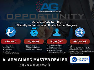 Business Opportunity with ADT's Master Dealer Program