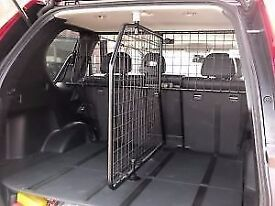 NISSAN X TRAIL 2007-2014 - DOG GUARD & DIVIDER