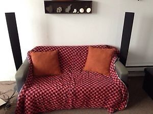 IKEA BED COUCH