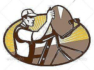 SATELLITE DISH Installations and Repairs