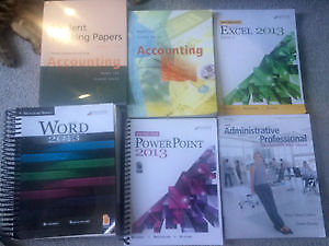First Year Textbooks For SLC Office Administration