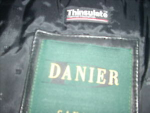 ALL Leather Knee Length Coat from danier