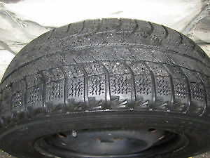 4 MICHELIN X-ICE 205/65R 15. London Ontario image 3