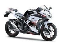 Kawasaki Ninja 300 spécial édition