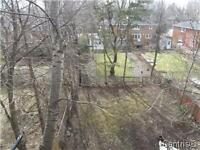 Land for sale in NDG. Good investment. New price.