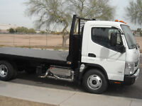 Driver - Truck delivery and general help.