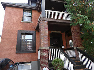 September Centertown: FURNISHED, equipped 2 bd, balcony, $1250