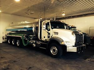 BULK WATER - Potable Water Hauling & VAC TRUCK SERVICE Strathcona County Edmonton Area image 4