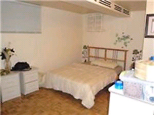 Large furnished basement room for rent All utilities includes