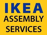 IKEA Flatpack Furniture Assembly, Pax Sliding door Specialist, Argos Flat Pack Assembly, Handyman