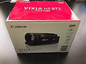 Canon VIXIA HF R72 Camcorder BRAND NEW IN THE BOX