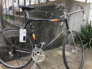 Vintage 1988 10 Speed Peugeot ( Vanoise ) Road/Path Bike