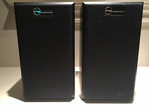 nuance N-100 tower speakers and rears