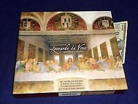 the treasure leonardo da vinci book